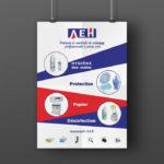 affiche A3 - AEH