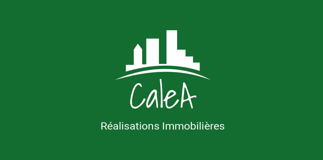 Identité visuelle de Caléa, Réalisation Immobilières