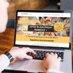 Site Web Festibulle festival de champagne Bordeaux