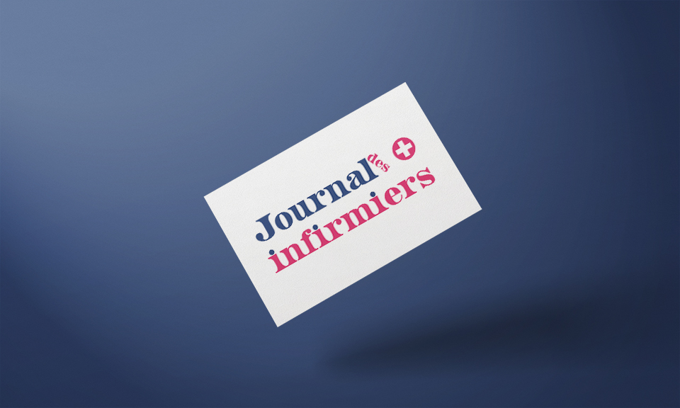 journal des infirmiers logotype