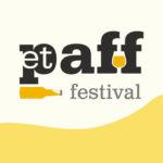logotype etpaff festival de bières et boissons gazeuses artisanales sur bordeaux